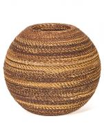 Кашпо Beach wicker planter abaca
